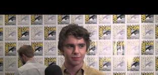Freddie Highmore Comic-Con Interview