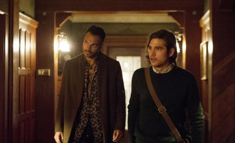 The Magicians Season 1 Episode 9 Review: The Writing Room