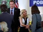 Senator Lipton & Angela Work a Fundraiser
