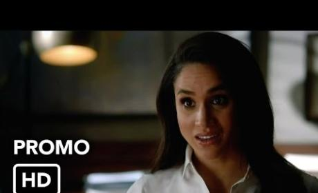Suits Promo: Rachel To Be Sent Down?!?