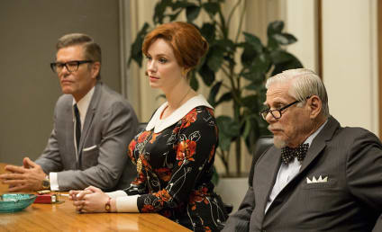 Mad Men Review: Stipulations
