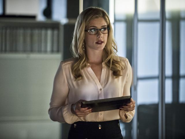 Felicity smoak arrow