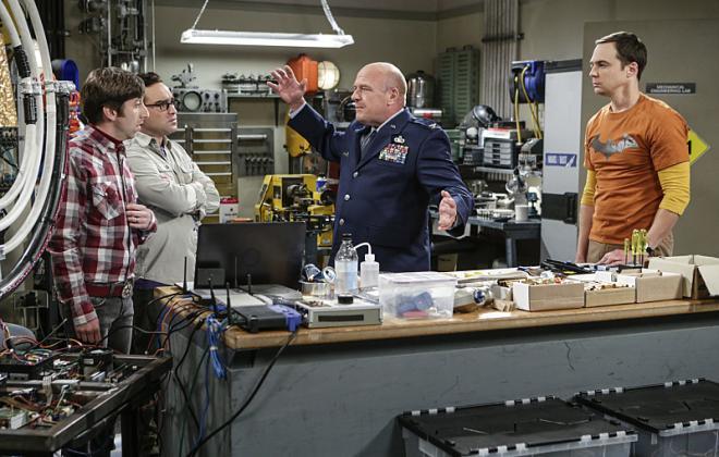 The Big Bang Theory Season 10 Episode 2 Review: The Military Miniaturization