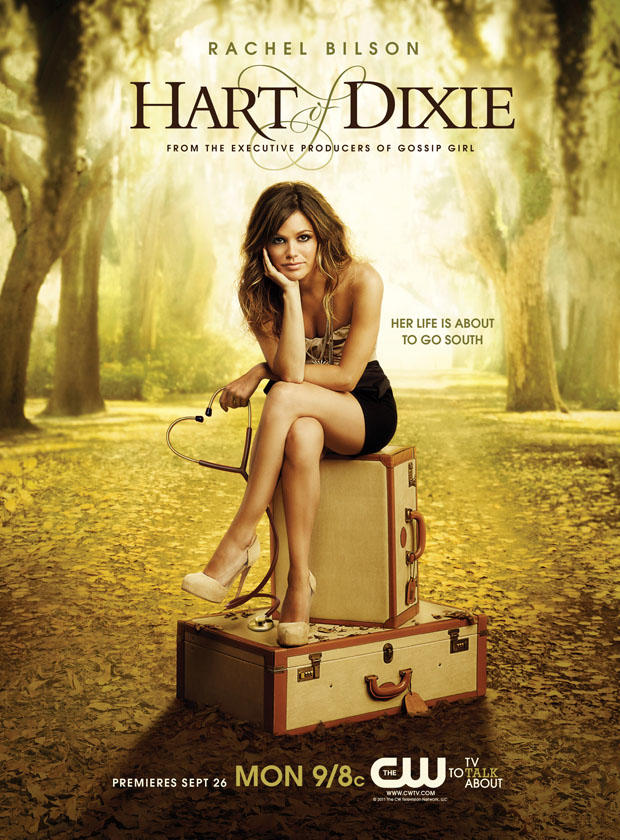 Hart of Dixie Poster