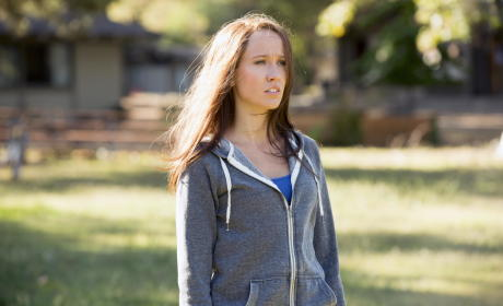 Sarah Newlin on the Run
