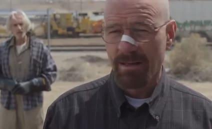 Breaking Bad Blooper Reel: He is the One Who Laughs!