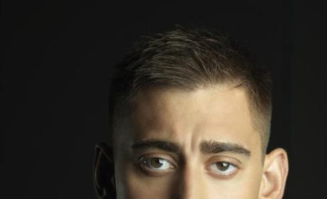 Michael Socha as Will Scarlet - Once Upon a Time