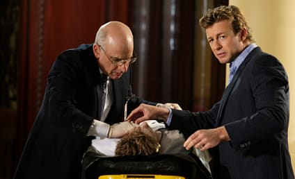 """The Mentalist Review: """"Red Herring"""""""