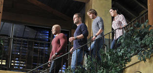 What grade to you give NCIS: Los Angeles Season 5?