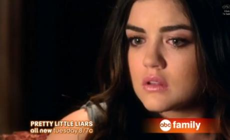 Pretty Little Liars Preview and Peek: Coming Undone