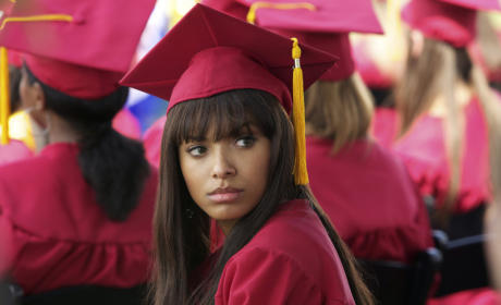 Bonnie at Graduation