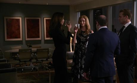 Jessica's Goodbye - Suits Season 6 Episode 10