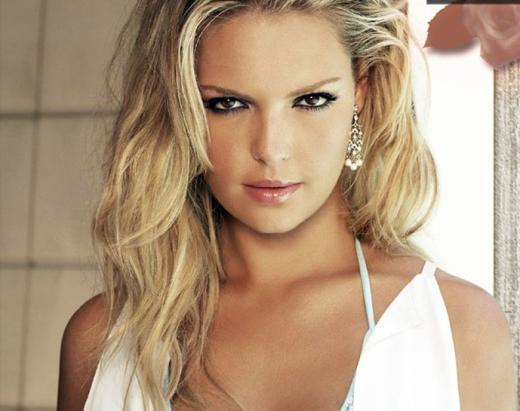Katherine Heigl: More Shy Than You Might Think