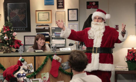 "The Office Review: ""Classy Christmas"""