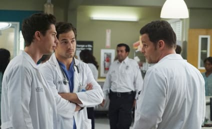 Grey's Anatomy Season 12 Episode 3 Review: I Choose You
