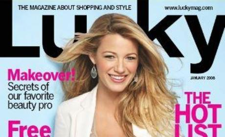 Lucky Lively: Blake Talks Fashion, Style