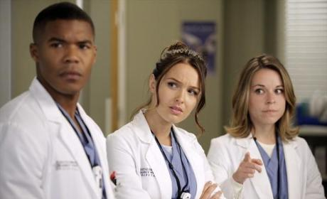 Grey's Anatomy Scoop: The Interns Speak Out!