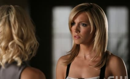 Katie Cassidy Cast as Nate's Love Interest on Gossip Girl