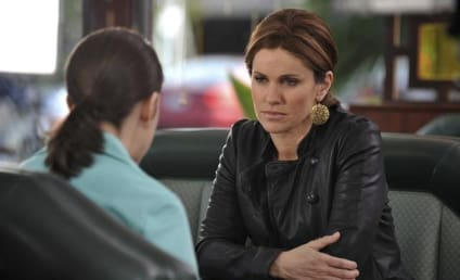 Amy Brenneman Cast in Key Reign Role