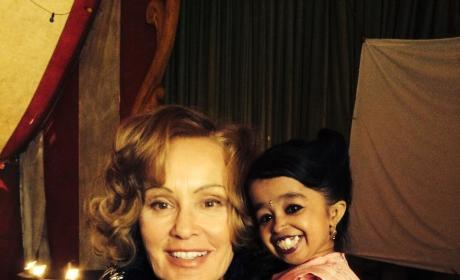 American Horror Story: Freak Show Welcomes World's Smallest Woman