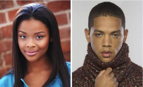 Empire Season 3: Young Lucious and Cookie Cast!