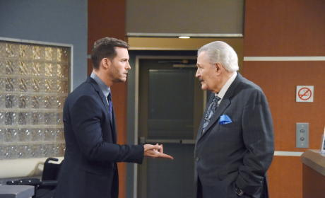 Brady vs. Victor - Days of Our Lives
