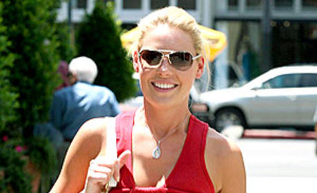 A Sunny Katherine Heigl Photo