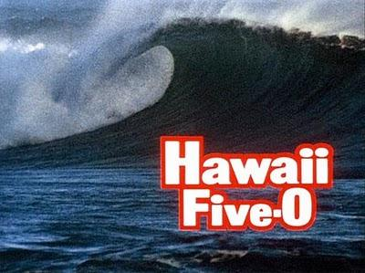 Classic Hawaii Five-0 Logo