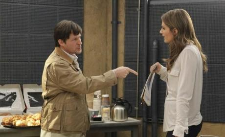 Castle Review: Sinning By Silence