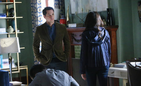 Asher and Laurel - How To Get Away With Murder Season 2 Episode 6