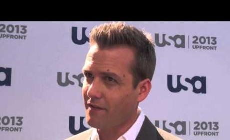 Gabriel Macht Speaks on Suits Season 3