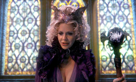 Kristin Bauer van Straten as Maleficent - Once Upon a Time