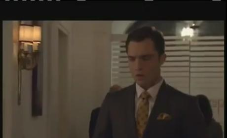 Gossip Girl Canadian Promo: Louis Fights Back!