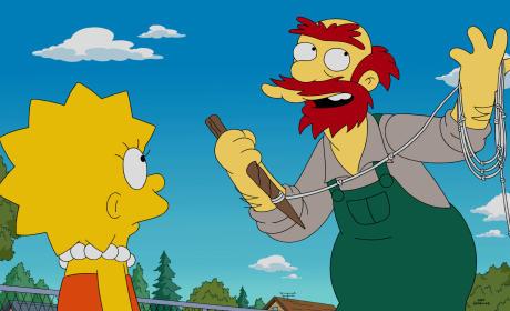 The Simpsons Season 26 Episode 22 Review: Mathlete's Feat