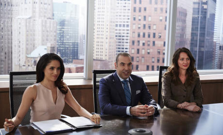 Esther Edelstein  - Suits Season 5 Episode 7