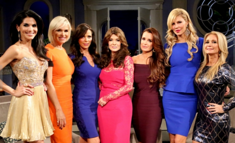 The Real Housewives of Beverly Hills Review: Saying Stupid Things