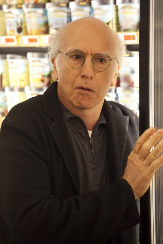 The Larry David Face
