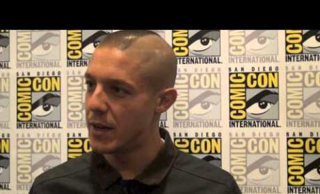 Theo Rossi Talks Charity Work, Most Violent Sons of Anarchy Season to Date