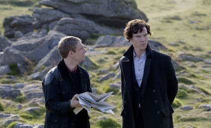 "Sherlock Review: ""The Hounds of Baskerville"""