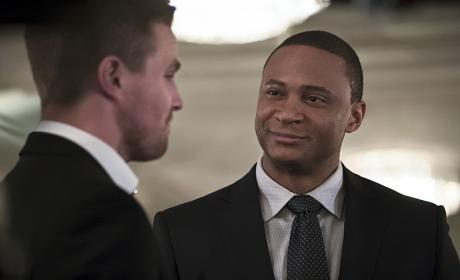 Advice Time - Arrow Season 4 Episode 16