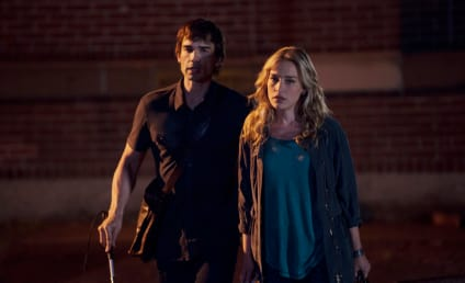 Covert Affairs Season 5 Episode 12 Review: Starlings Of The Slipstream