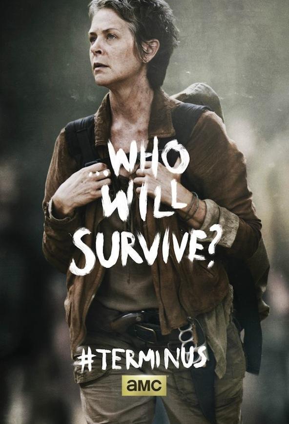 Walking Dead Finale Poster