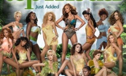 Report: America's Next Top Model Takes a Dump