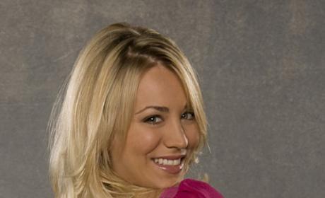 Kaley Cuoco-Sweeting as Penny - The Big Bang Theory