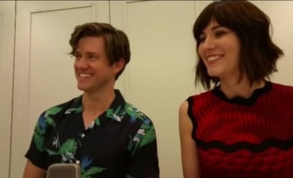 BrainDead: Aaron Tveit & Mary Elizabeth Winstead Tease Ick Factor and Idealism