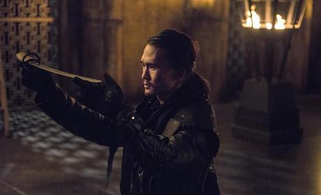Maseo - Arrow Season 3 Episode 20
