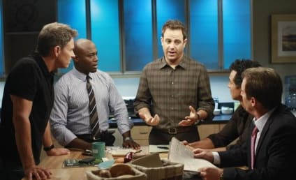 Private Practice Review: Coop and His Mini Cooper