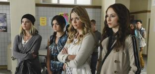 Sasha Pieterse Teases Emison, Danger Ahead on Pretty Little Liars