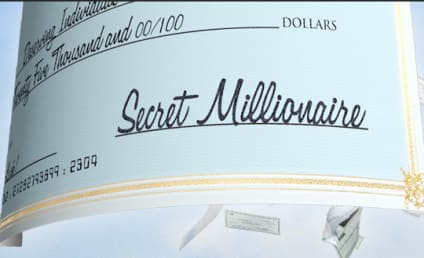 Primetime Preview: Who is the Secret Millionaire?