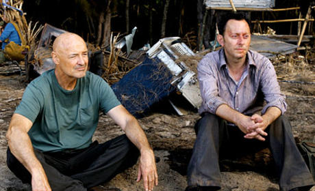 Michael Emerson: Mum on Lost Spoilers